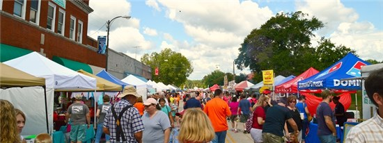 South Carolina Apple Festival
