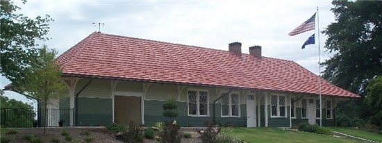 Westminster Chamber of Commerce - Historic Railroad Depot