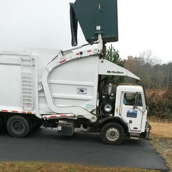 Commercial Garbage Pick-up